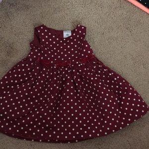 Carter's dress worn once